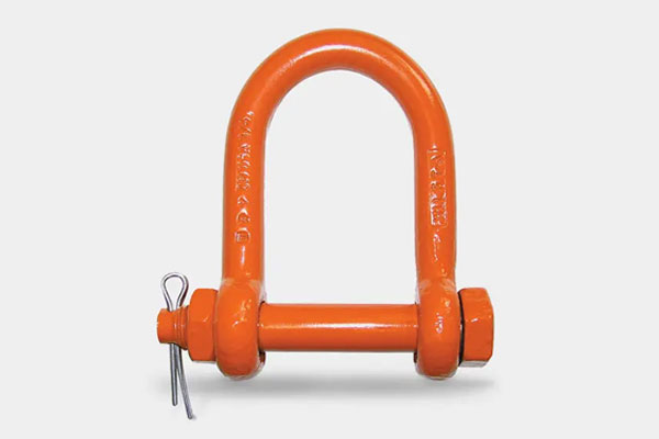 Orange Columbus Mckinnon Shackle | Union Sling